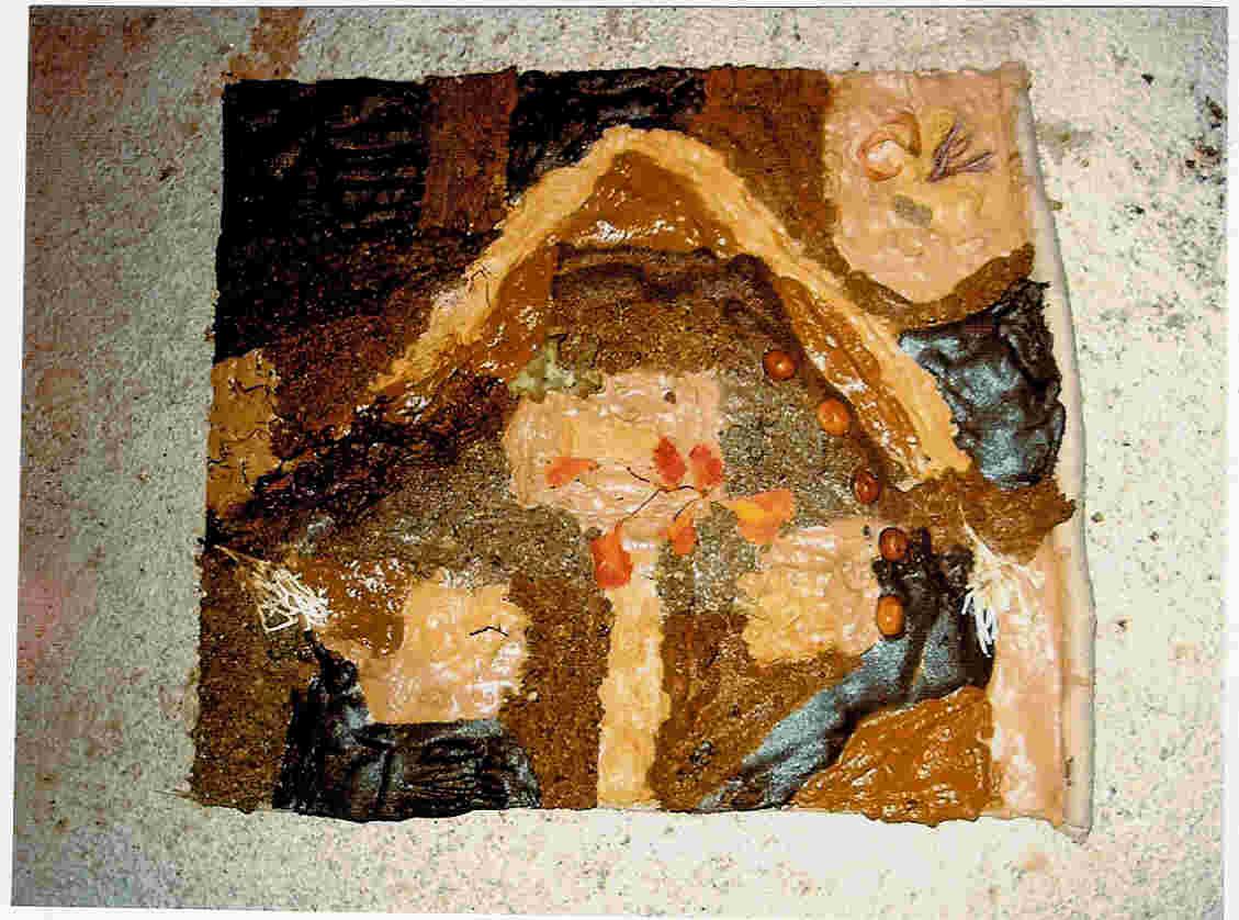 t4 jpg barbara touzot kirchner barbara touzot kirchner est une artiste qui travaille tout particulièrement avec les terres de l ardèche où elle demeure